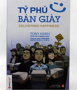 Tỷ Phú Bán Giày (Delivering Happiness)
