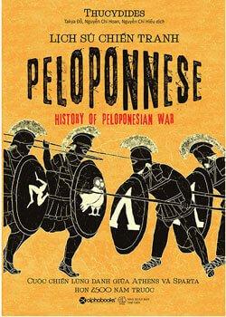 Sách lịch sử chiến tranh Peloponnese