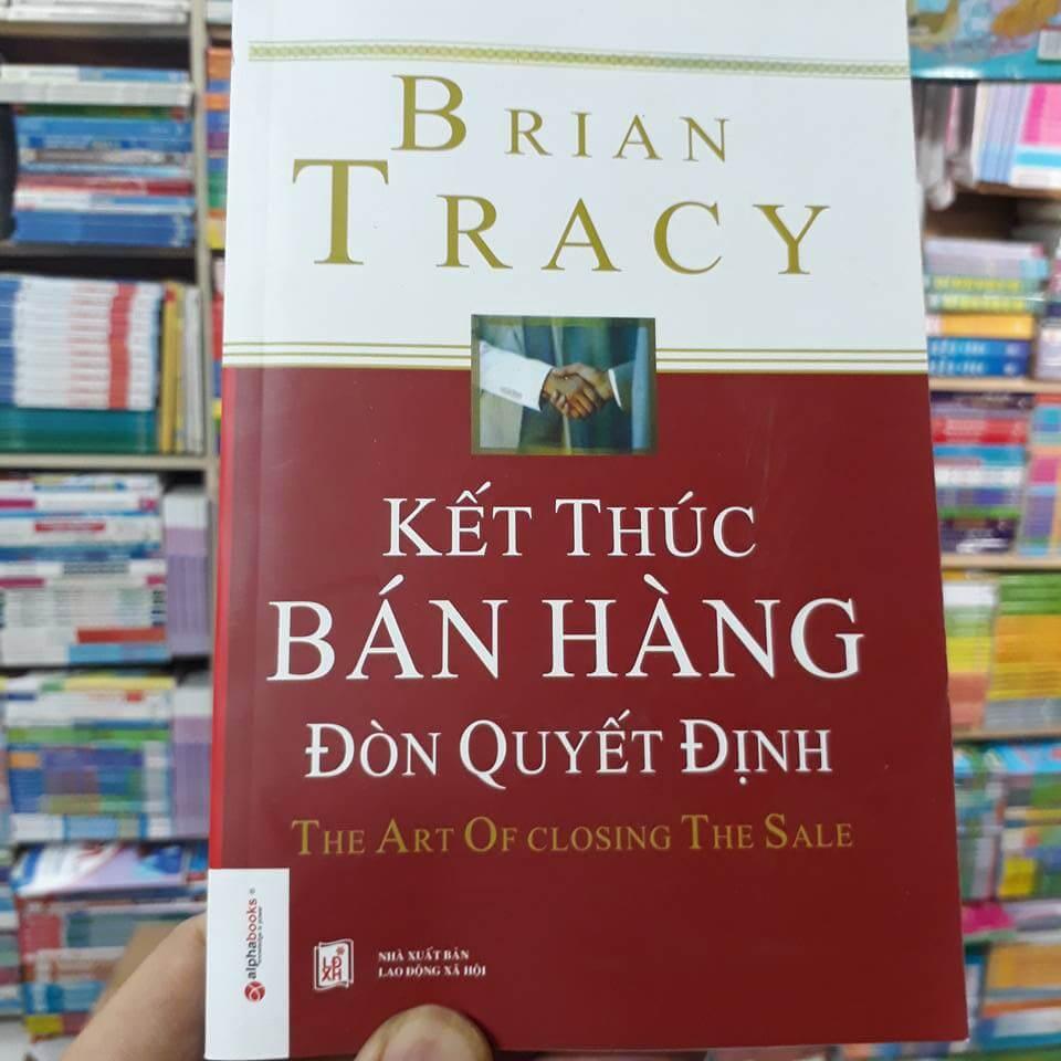 sách kinh doanh hay nhất: Kết Thúc Bán Hàng - Đòn Quyết Định