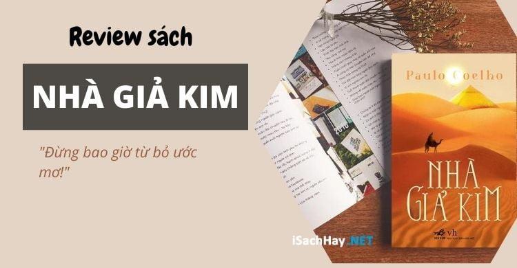 Review sách Nhà Giả Kim