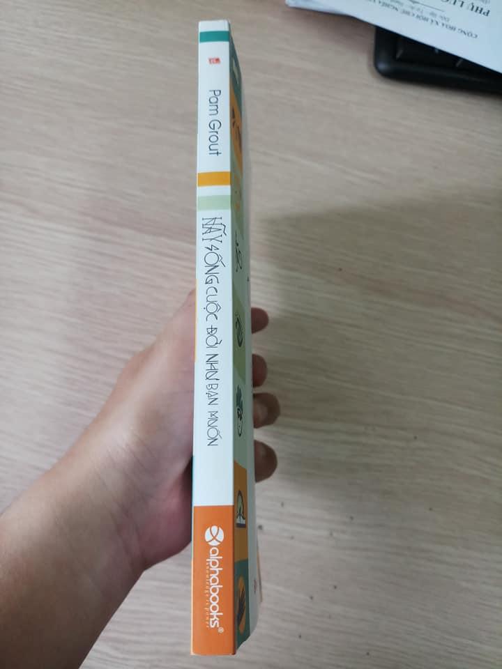 sách hay: Hãy sống cuộc đời như bạn muốn