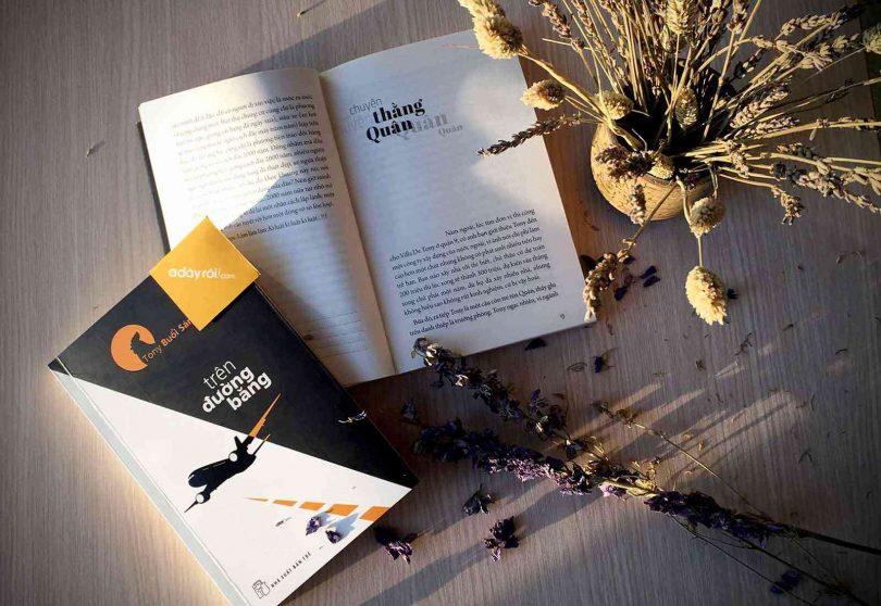 sách trên đường băng - tony buổi sáng
