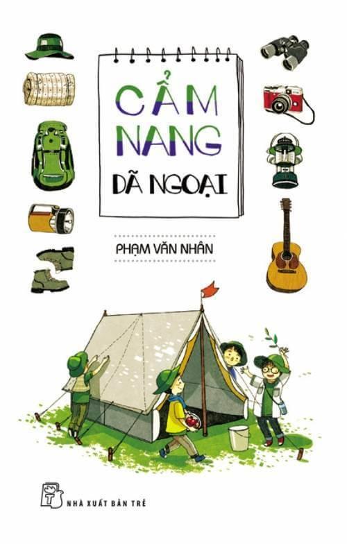 sách hay du lịch Cẩm Nang Dã Ngoại