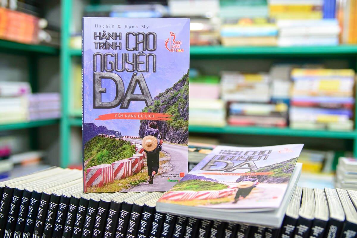 Hành Trình Cao Nguyên Đá - sách hay du lịch