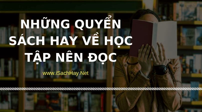 Những cuốn sách hay về phương pháp học tập nên đọc