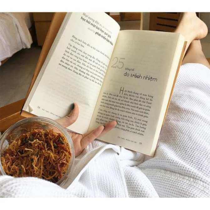 Review sách Đời Ngắn Đừng Ngủ Dài