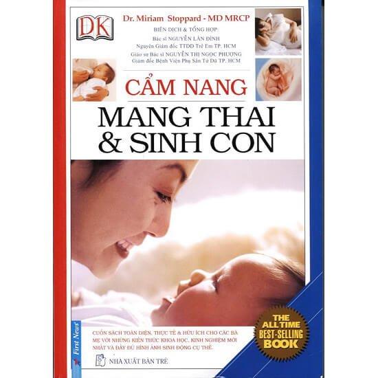 Sách hay cho bà bầu: Cẩm Nang Mang Thai Và Sinh Con