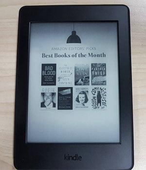 Máy đọc sách Amazon Kindle Paperwhite
