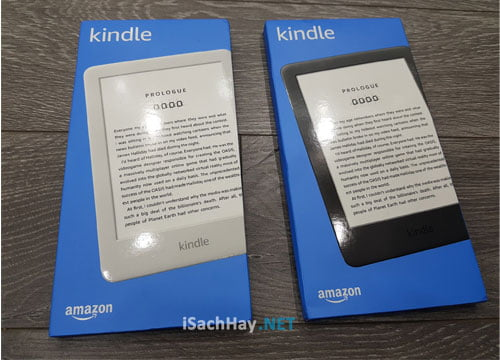 Máy đọc sách Amazon Kindle