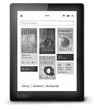 Máy đọc sách Kobo