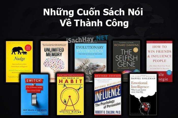 Những cuốn sách hay nhất về thành công